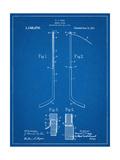 Hockey Stick Patent Kunstdrucke