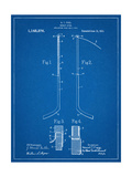 Hockey Stick Patent Posters