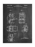 Hiking And Camping Backpack Patent Prints