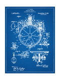 Compass Patent 1918 Prints