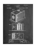 Eastman Vintage Camera Patent Posters