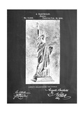 Statue Of Liberty Patent Art