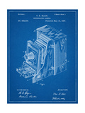 Photographic Camera 1887 Patent Prints