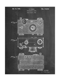 Fassin Photographic Camera Patent Posters