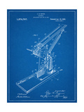 Catapult Patent 1921 Prints