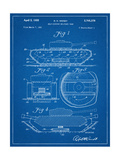 Self Digging Military Tank Patent Posters
