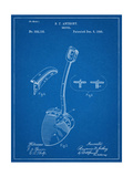 Shovel Patent Prints