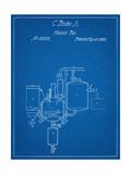 Milk Pasteurization Patent 1856 Prints