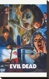 The Evil Dead Stretched Canvas Print