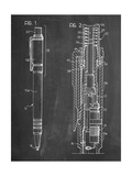 Ballpoint Pen Patent Prints