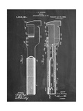 Wrench Tool Patent Posters