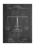 Scales Patent Prints