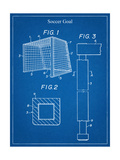 Soccer Goal Patent Prints