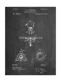 Vintage Photographic Camera Patent Posters
