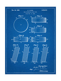Hockey Puck Patent Posters
