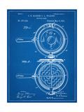 Waffle Iron Patent Art