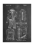 Hiking And Camping Backpack Patent Posters