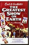The Greatest Show on Earth Stretched Canvas Print