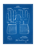 Hockey Glove Patent Prints