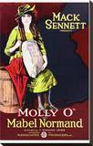 Molly O' Stretched Canvas Print
