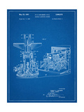 Missile Launching System Patent Print
