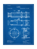 Telescope Vintage Patent 1891 Posters