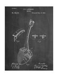 Shovel Patent Print