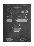 Golf Club Putter Patent Poster