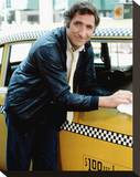 Judd Hirsch - Taxi Stretched Canvas Print