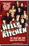 Hell's Kitchen Stretched Canvas Print