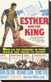Esther and the King Stretched Canvas Print