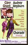 Charade Stretched Canvas Print