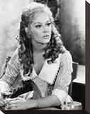 Jenny Hanley - Scars of Dracula Stretched Canvas Print