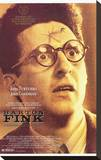 Barton Fink Stretched Canvas Print