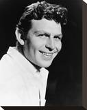 Andy Griffith Stretched Canvas Print