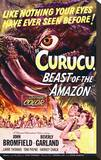 Curucu, Beast of the Amazon Stretched Canvas Print