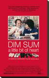 Dim Sum Stretched Canvas Print