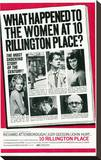 10 Rillington Place Stretched Canvas Print