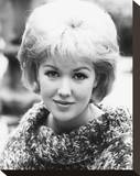 Annette Andre Stretched Canvas Print