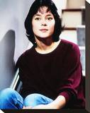 Meg Tilly - The Big Chill Stretched Canvas Print