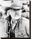 Kenny Rogers - Coward of the County Stretched Canvas Print