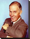 Harry Morgan Stretched Canvas Print