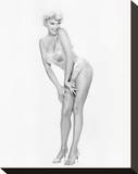 Barbara Nichols Stretched Canvas Print