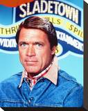 Chad Everett Stretched Canvas Print
