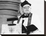 Arthur Lowe Stretched Canvas Print