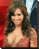 Lacey Chabert Stretched Canvas Print