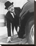 David Tomlinson Stretched Canvas Print