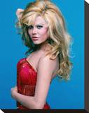 Charo Stretched Canvas Print