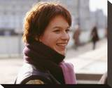 Franka Potente - The Bourne Identity Stretched Canvas Print
