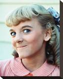 Alison Arngrim Stretched Canvas Print